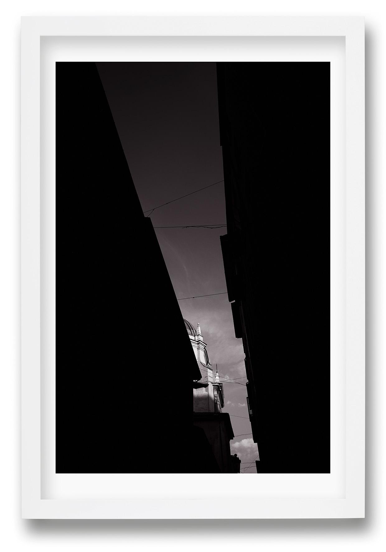 Rahmen_100x150_Hochformat_Bologna_Gasse
